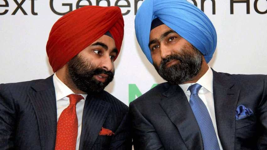 Not going anywhere, say under pressure Singh Brothers